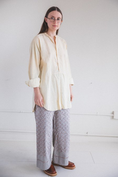 VINTAGE DRESS SHIRT 02 - Natural