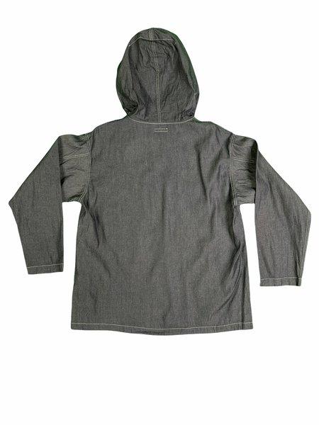 Engineered Garments Cagoule Shirt - Indigo Denim