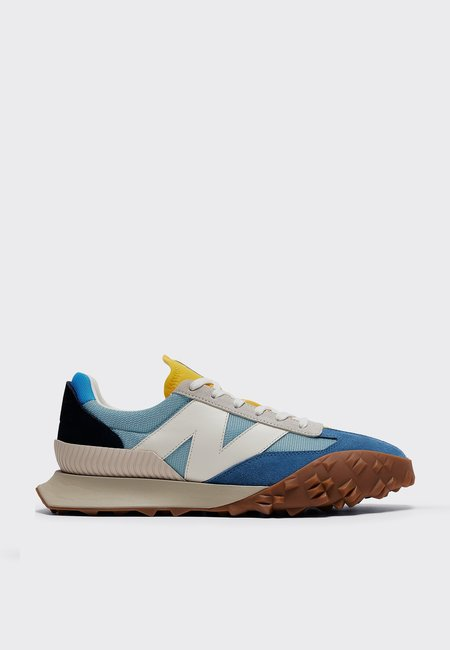 New Balance Shoes - storm blue/sea salt