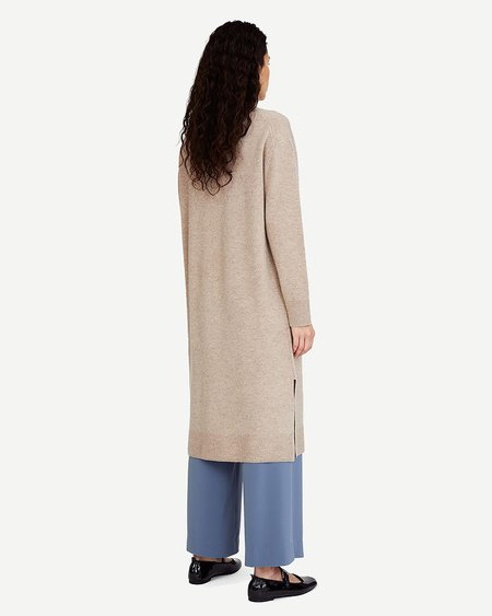 Samsøe & Samsøe Amaris 12758 Dress - Warm Grey Melange