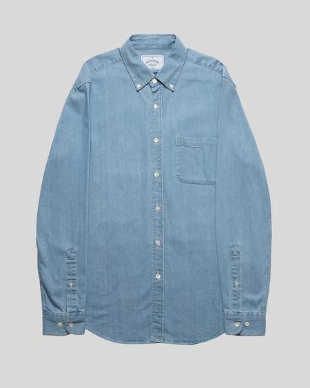 Portuguese Flannel Denim Shirt