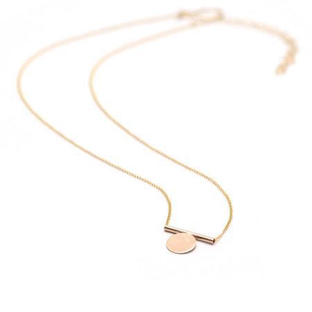 Favor Mono Necklace