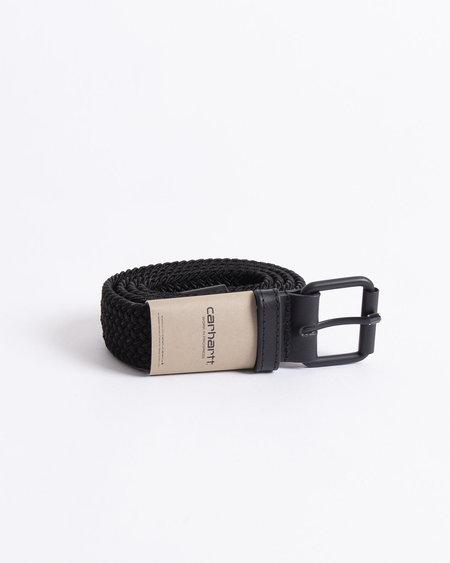 CARHARTT WIP Jackson Belt - Black