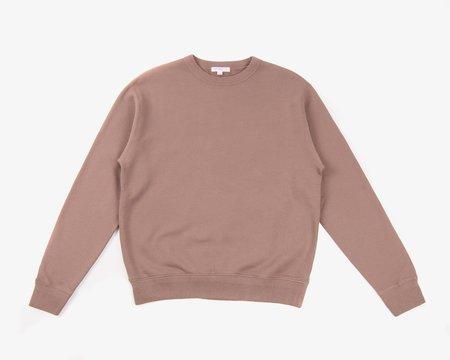 Lady White Co. 44' Fleece Sweatshirt - Roasted Plum