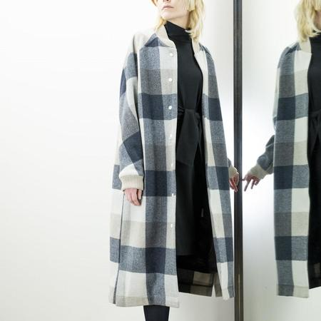 Jude Clothing Roxford Coat - Plaid