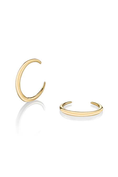 Gabriela Artigas 14K Mini Rising Tusk Earring (Pair)