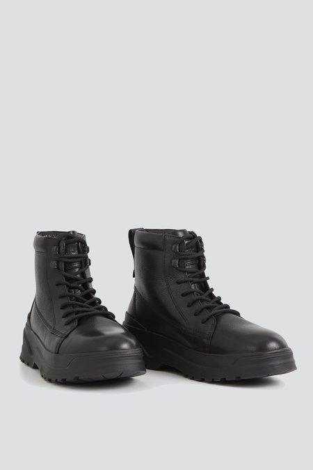 Vagabond Leather Isac Boot - Black