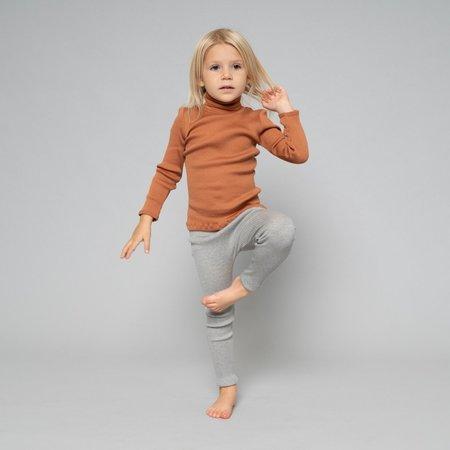 kids minimalisma  Bui Turtleneck Tee - Rooibos