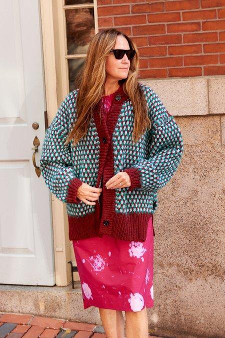 Marni Crochet Cardigan