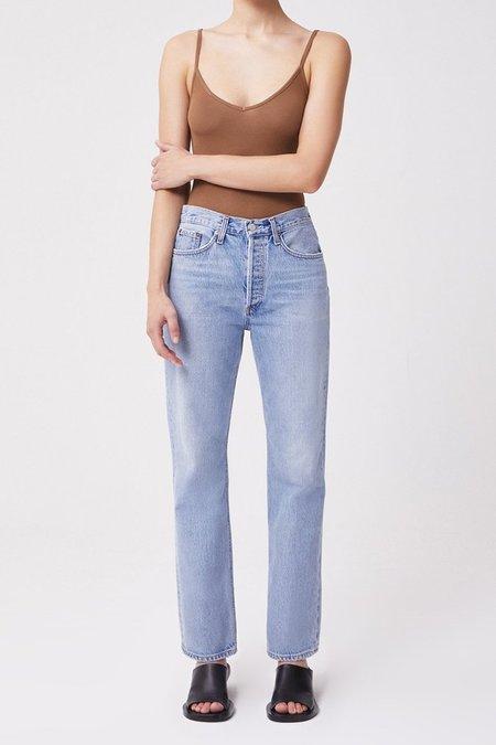 AGOLDE LANA FICTION jeans