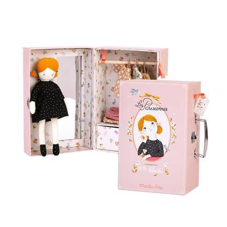Kids Moulin Roty Les Parisiennes Little Wardrobe Suitcase