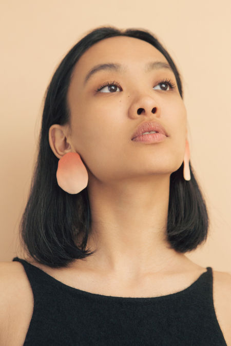 Julie Thevenot Puddle Earrings Gradient