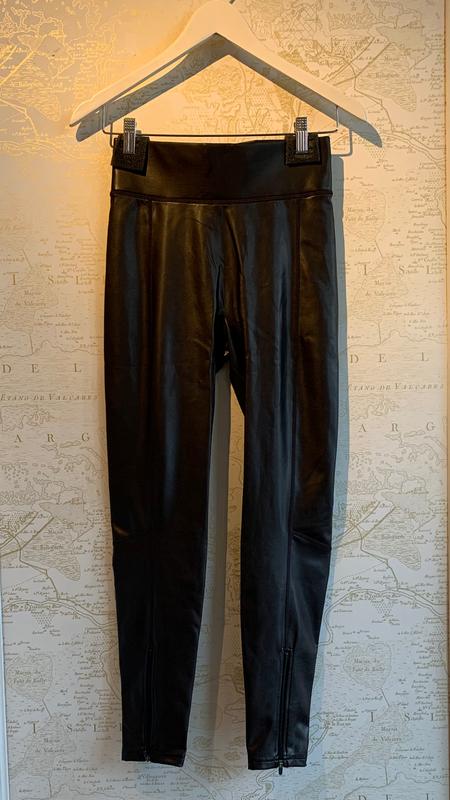 A.L.C. Emile Vegan Leather Legging