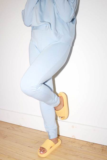 Mary Young Everette Pant - Sky Blue