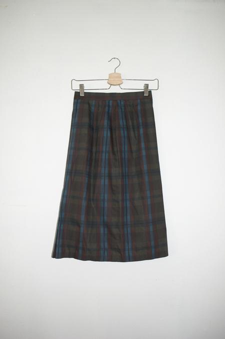 Clan of Cro VINTAGE 50's Skirt - Plaid (set)
