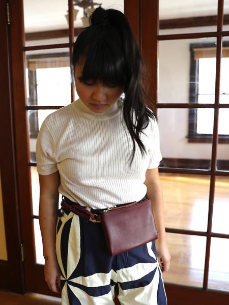 Ara Handbags CONVERTABLE FANNY BAG