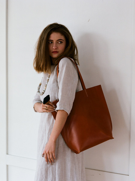 Sara Barner MORRISON BAG IN TAN