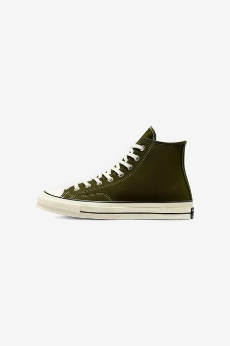 Converse Chuck Taylor High All Star '70 sneakers - Dark Moss/Egret/Black