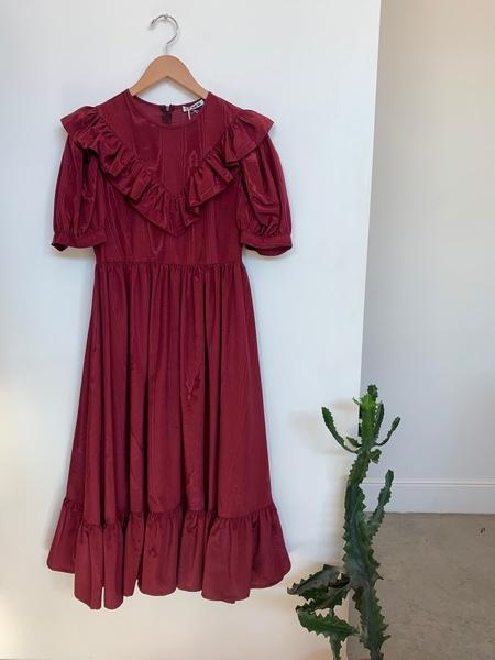 Batsheva May Dress-Pink