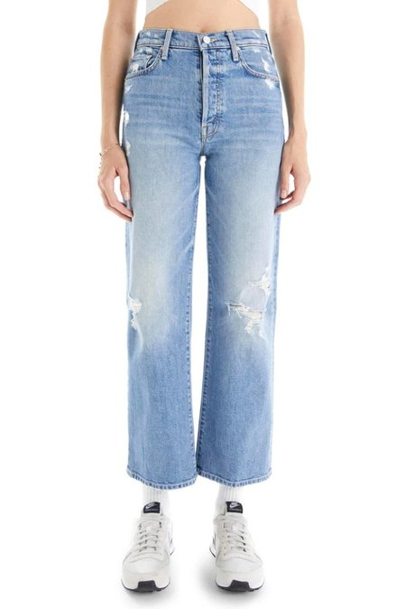 Mother Denim The Rambler Ankle Jeans - Holy Melancholy