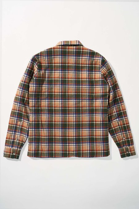 Delikatessen AW 20/21 Lined and Insulated Over Shirt jacket - multi
