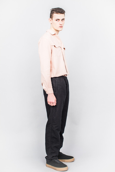 CMMN SWDN Carson Shirt Dusty Pink