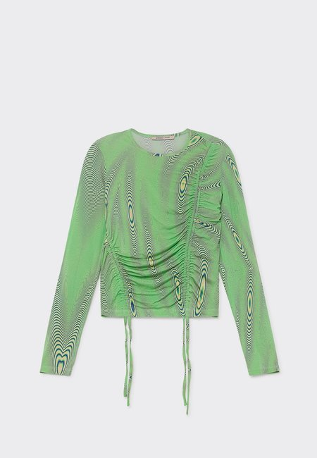 Paloma Wool Darwin Top - Intense Green