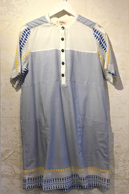 Lemlem 'Mwali' Shirt Dress