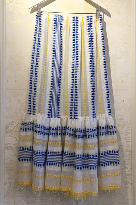 Lemlem TabTab Long Skirt