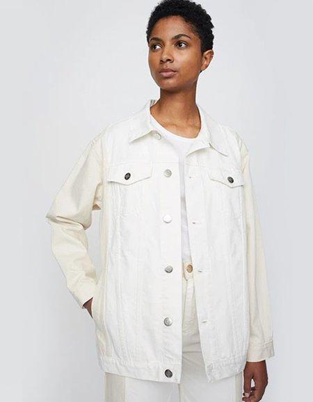 Just Female Thunder Jacket - Off White Mix