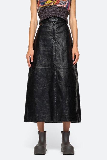 Sea NY Laurence Skirt - Black