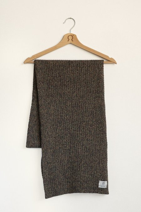 rifo recycled cashmere scarf - sandro