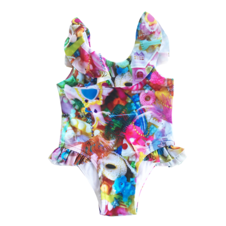 Kids Romey Loves Lulu Toys Swimsuit