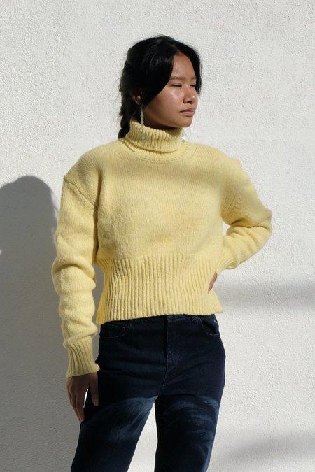 Paloma Wool Sofia Sweatshirt - Pastel Yellow