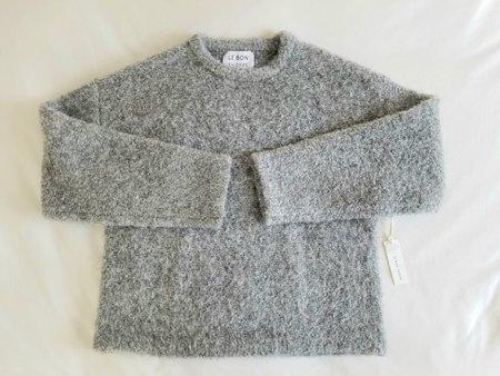 Le Bon Shoppe Envie Sweater - Heather Gray