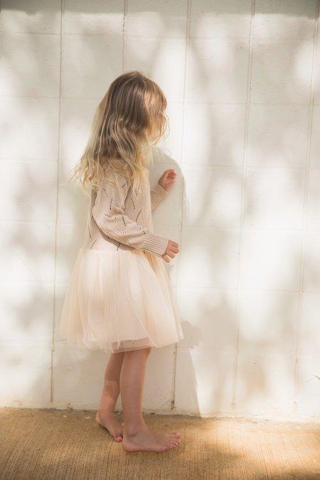 Kids Ren Dress - Beige