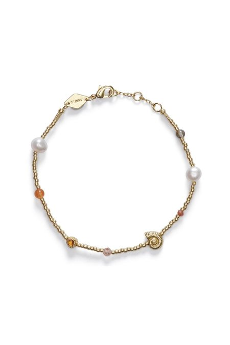 Anni Lu Spirale d'Or Bracelet - Gold