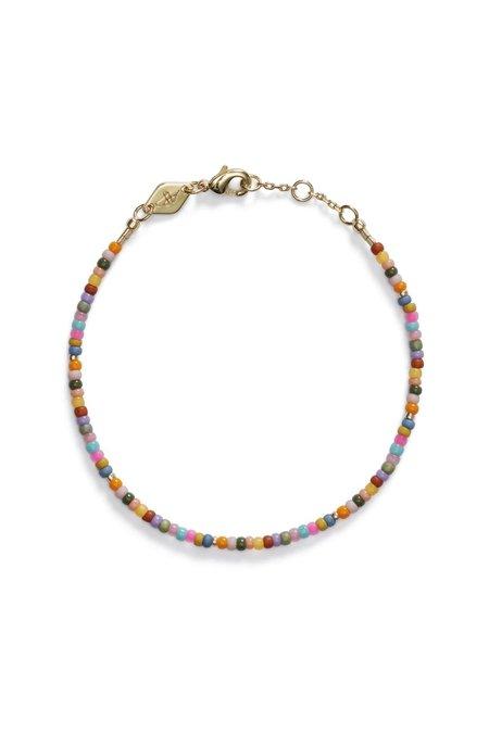 Anni Lu Tutti Colori Bracelet - Multi/Gold