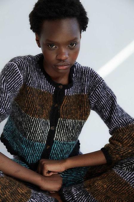 Tach Clothing Chloe Cardigan - Multicoloured
