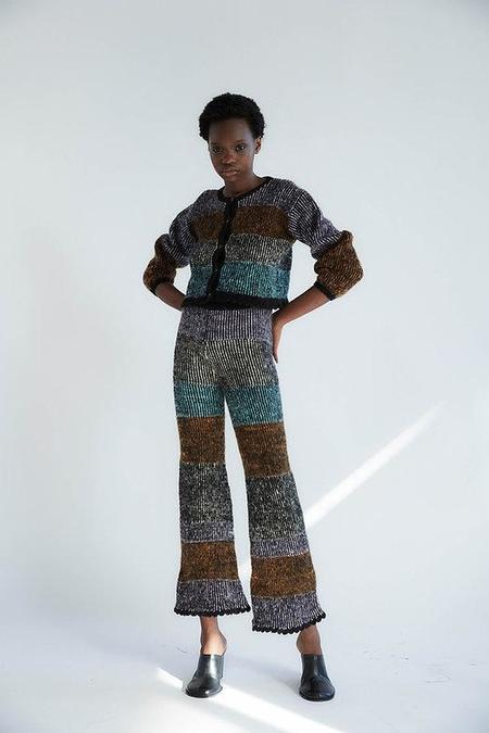 Tach Clothing Salma Pant - Multicoloured