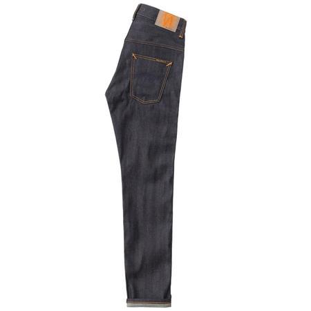 Nudie Thin Finn Dry L30 DENIM - Selvage Comfort