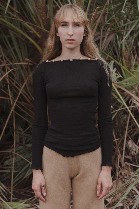 Baserange Tav Long Sleeve - Black