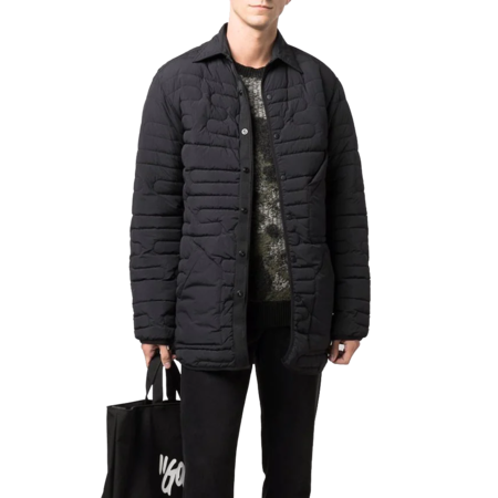 adidas x Y-3 Classic Light Down Shirt Jacket Mens