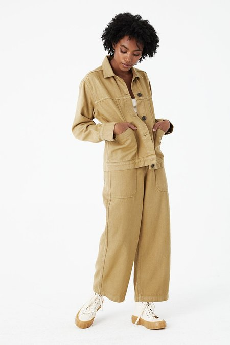 Back Beat Co. Hemp Utility Pant - Willow