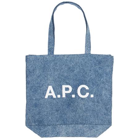 A.P.C. Shopping Diane - Indigo Delave