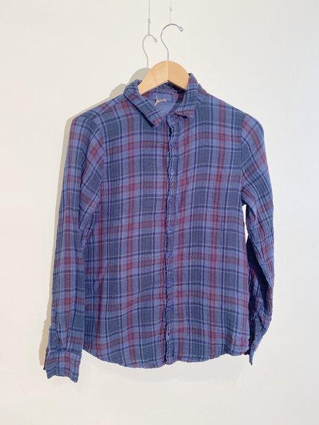 CP SHADES Romy Plaid Shirt - Space
