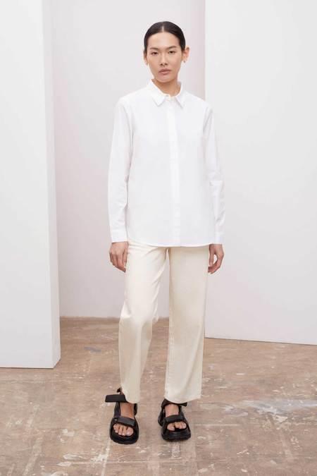 Kowtow Everyday Shirt - WHITE