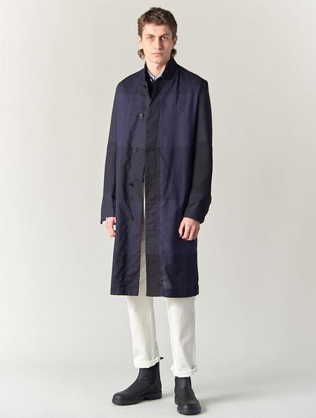 Stephan Schneider High Collar Seeking Coat
