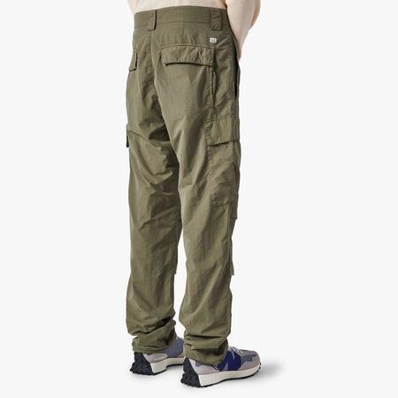 C.P. Company Flatt Nylon Pants - Stone Grey