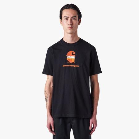 Carhartt WIP Warm Thoughts T-shirt - Black